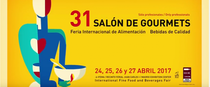 "The best edition of the ""Salon de Gourmets"""